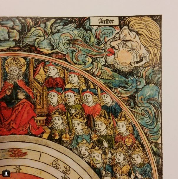 Searching Archaic German Woodcuts for Presidential Candidates